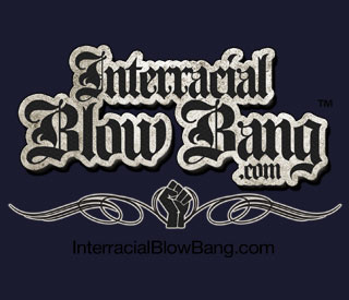 Free InterracialBlowbang.com username and password when you join KatieThomas.com